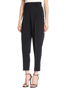 3.1 Phillip Lim Tailored High-Waist Side-Button Pants