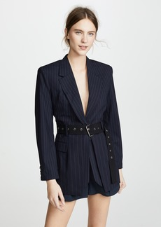 3.1 Phillip Lim Tailored Jacket With Deconstructed Waist