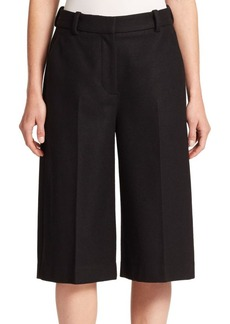 3.1 Phillip Lim Tailored Wool-Blend Culottes