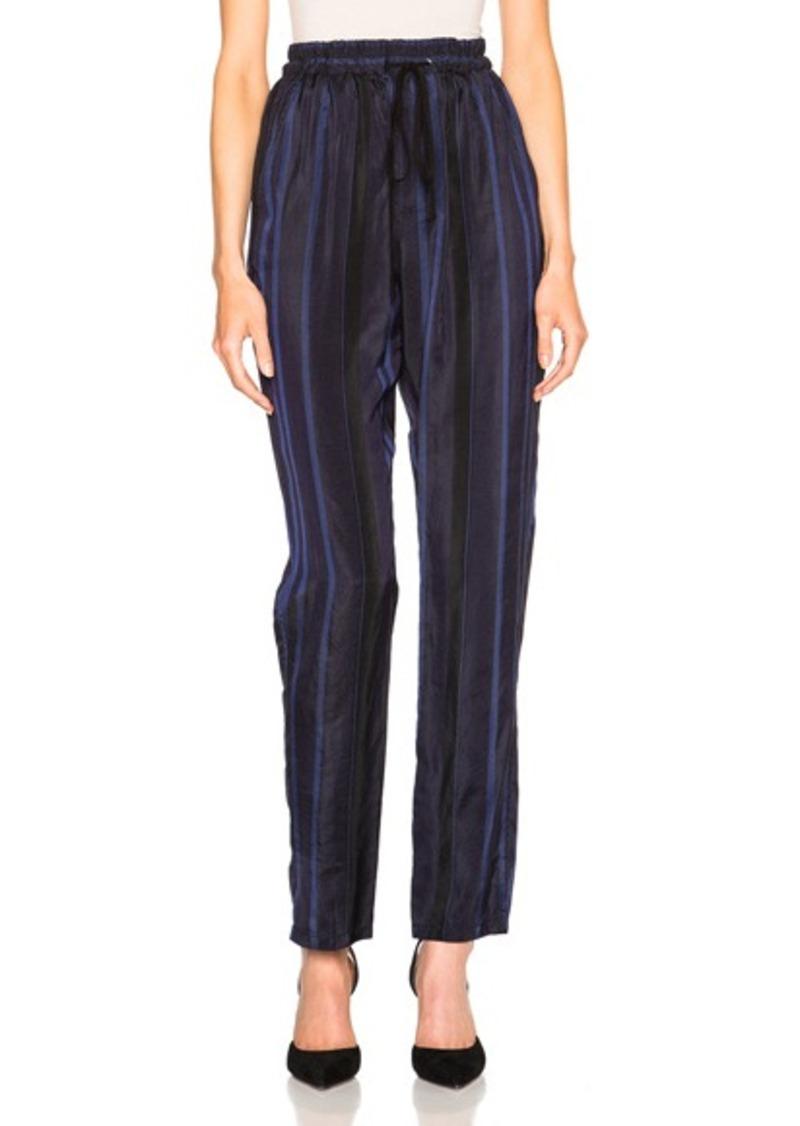 3.1 phillip lim Tapered Elastic Waist Lounge Pants