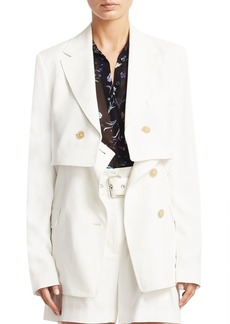 3.1 Phillip Lim Tiered Blazer