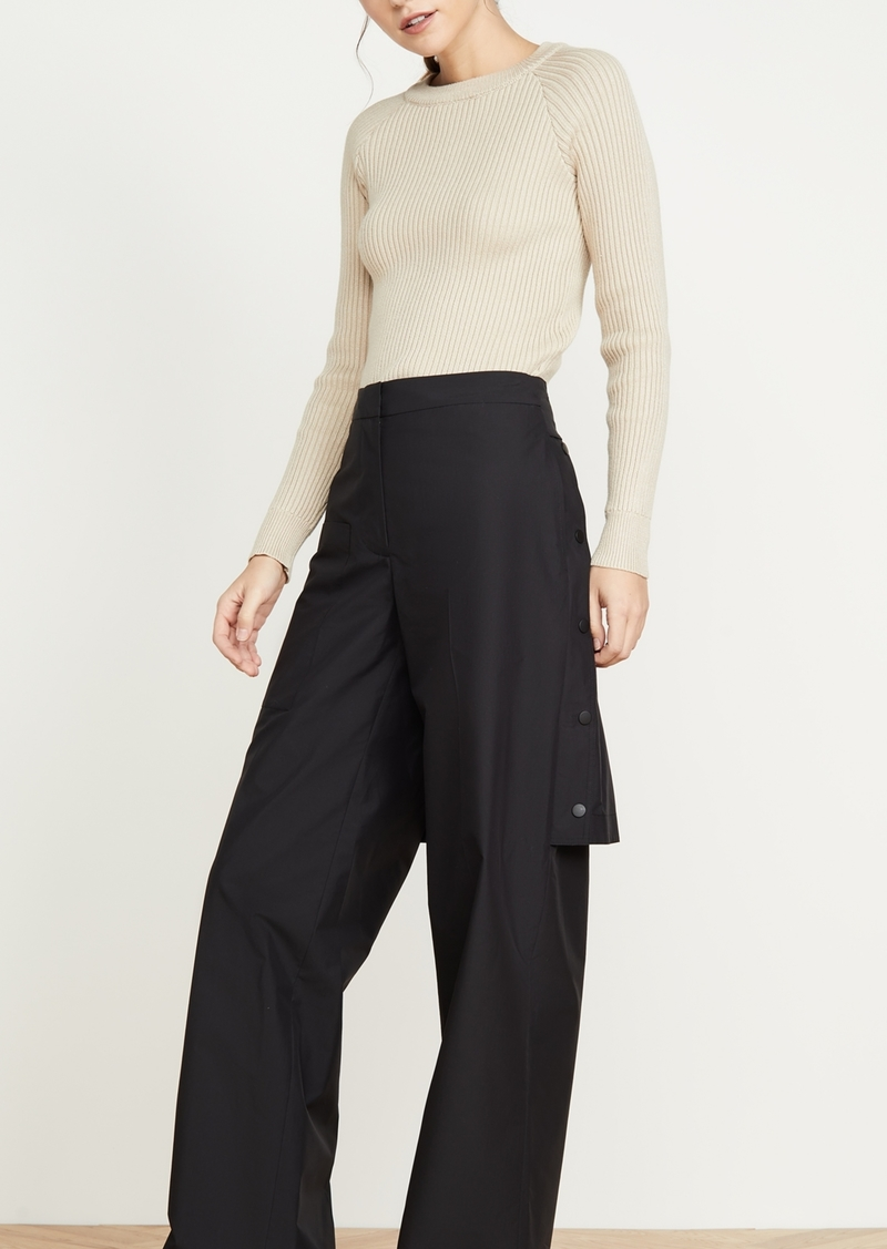 3.1 Phillip Lim Trouser with Back Apron