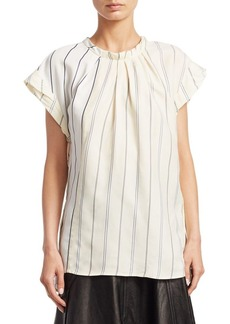 3.1 Phillip Lim Twisted Neck Top