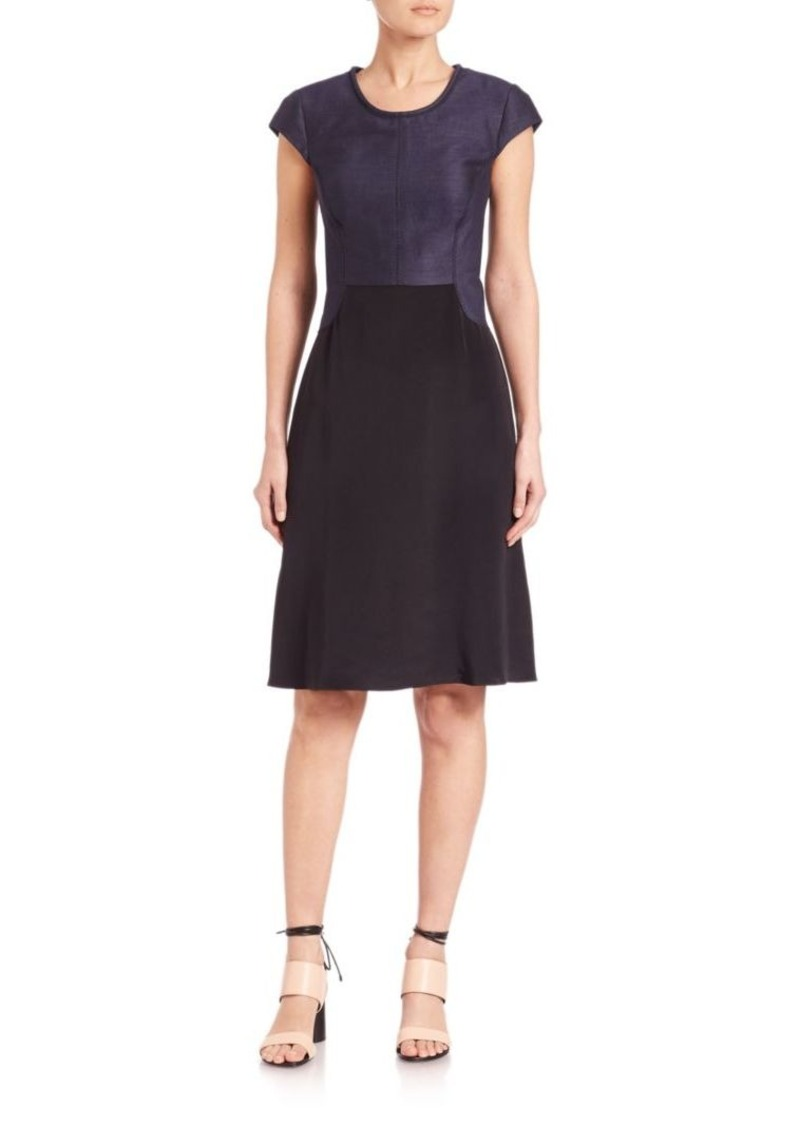 3.1 Phillip Lim Two-Tone Dress
