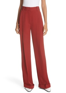 3.1 Phillip Lim Wide Leg Crepe Pants
