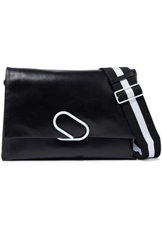 3.1 Phillip Lim Woman Alix Leather Shoulder Bag Black