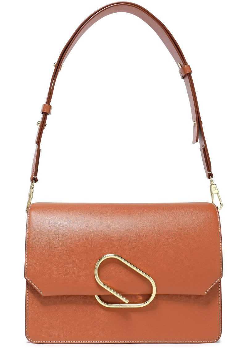 3.1 Phillip Lim Woman Leather Shoulder Bag Camel