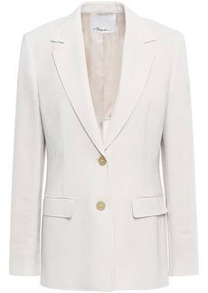 3.1 Phillip Lim Woman Stretch-crepe Blazer Off-white