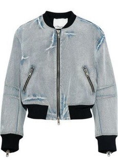 54f10d1ac 3.1 Phillip Lim 3.1 Phillip Lim Woman Cropped Quilted Cotton ...