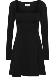 3.1 Phillip Lim Woman Cutout Cady Mini Dress Black
