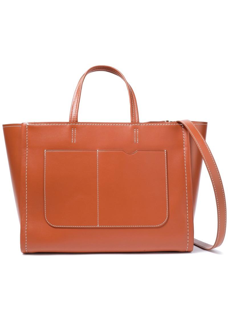 3.1 Phillip Lim Woman Hudson City Leather Tote Tan