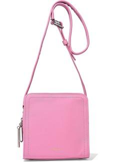 3.1 Phillip Lim Woman Hudson Square Mini Leather Shoulder Bag Pink