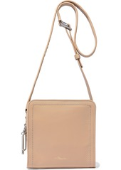 3.1 Phillip Lim Woman Hudson Square Mini Leather Shoulder Bag Pink