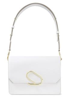 3.1 Phillip Lim Woman Leather Shoulder Bag White