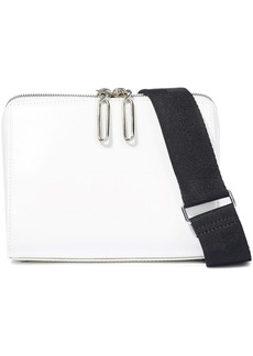 3.1 Phillip Lim Woman Ray Triangle Leather Shoulder Bag White
