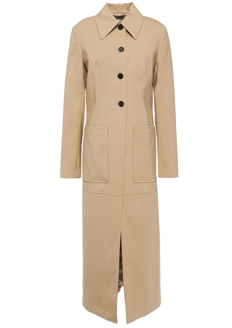 3.1 Phillip Lim Woman Stretch-wool Trench Coat Sand
