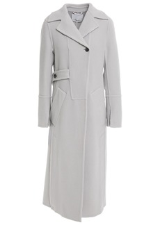 3.1 Phillip Lim Woman Wool-blend Felt Coat Stone