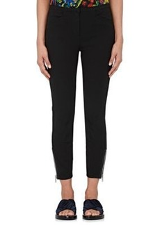 3.1 Phillip Lim Women's Cotton-Blend Ankle-Zip Skinny Pants