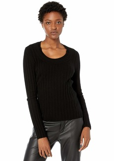 3.1 Phillip Lim Women's Scoop Neck Cashmere Sweater  L