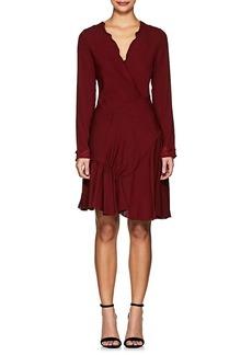3.1 Phillip Lim Women's Silk Long-Sleeve Minidress