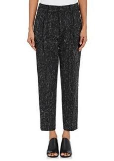 3.1 Phillip Lim Women's Wool-Blend Tapered-Leg Pants