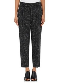 3.1 Phillip Lim Women's Wool-Blend Tapered-Leg Pants