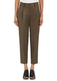 3.1 Phillip Lim Women's Wool Tapered-Leg Pants