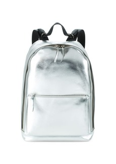 3.1 Phillip Lim 31 Hour Metallic Leather Backpack