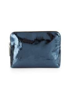 3.1 Phillip Lim Zippered Leather Mini Cosmetic Bag