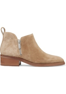 3.1 Phillip Lim Alexa Suede Ankle Boots