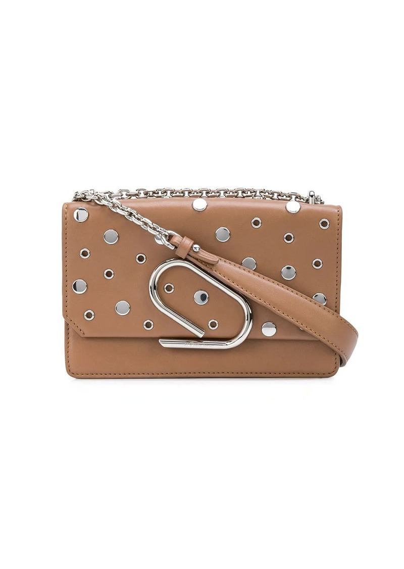 Alix chain clutch bag