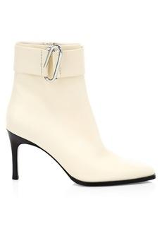 3.1 Phillip Lim Alix Leather Ankle Boots