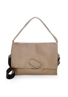 3.1 Phillip Lim Alix Oversized Leather Satchel