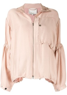 3.1 Phillip Lim Anorak with Cinched Sleeves