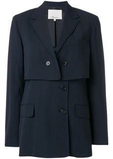 3.1 Phillip Lim asymmetric fitted jacket