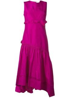 3.1 Phillip Lim asymmetric shirred dress