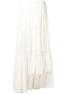 3.1 Phillip Lim asymmetric skirt