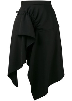 3.1 Phillip Lim asymmetric skirt