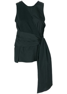 3.1 Phillip Lim asymmetric tie top