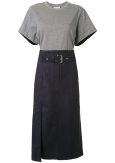 3.1 Phillip Lim belted cargo T-Shirt dress