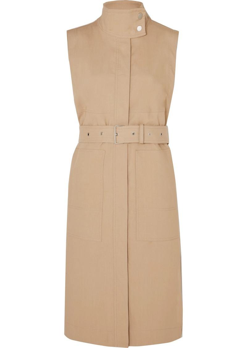 3.1 Phillip Lim Belted Cotton-blend Vest
