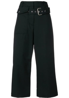 3.1 Phillip Lim Belted cropped trousers