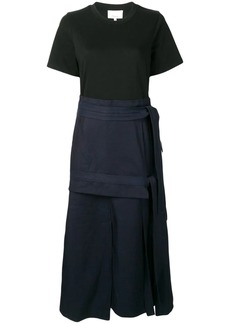 3.1 Phillip Lim Belted T-Shirt Dress
