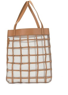 3.1 Phillip Lim Billie medium twisted cage tote bag