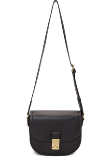 3.1 Phillip Lim Black Pashli Saddle Bag