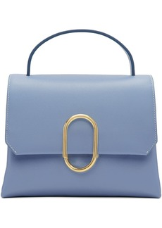 3.1 Phillip Lim Blue Mini Alix Top Handle Satchel