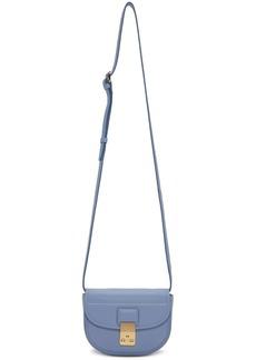 3.1 Phillip Lim Blue Mini Pashli Bag