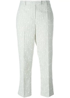 3.1 Phillip Lim bouclé cropped trousers