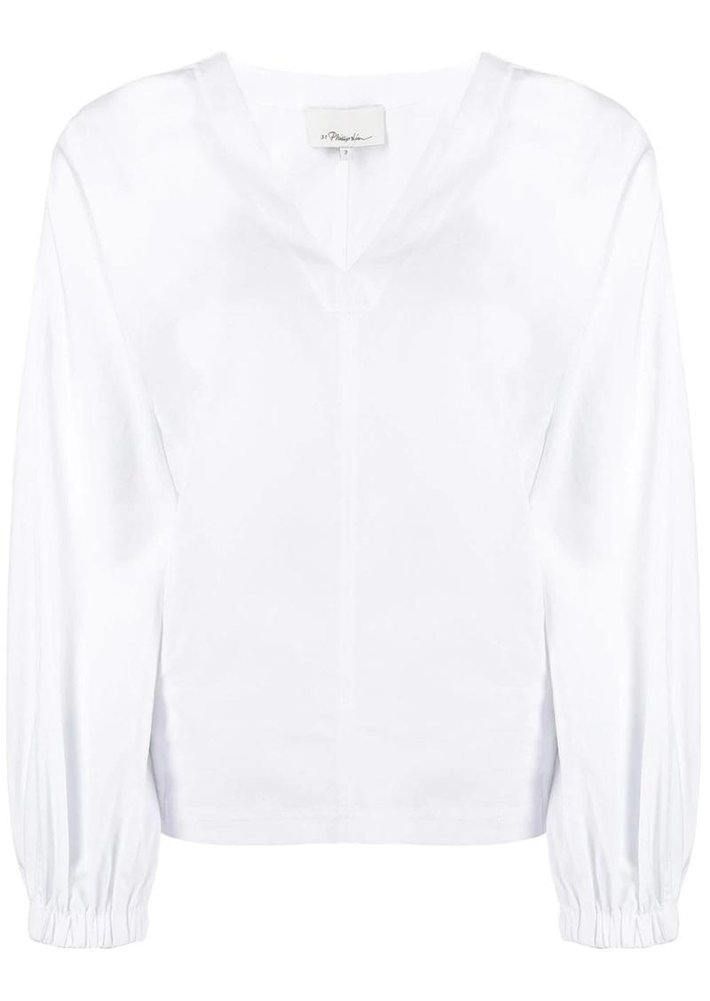 3.1 Phillip Lim boxy blouse