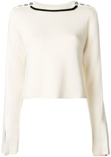 3.1 Phillip Lim button-detailed sweater